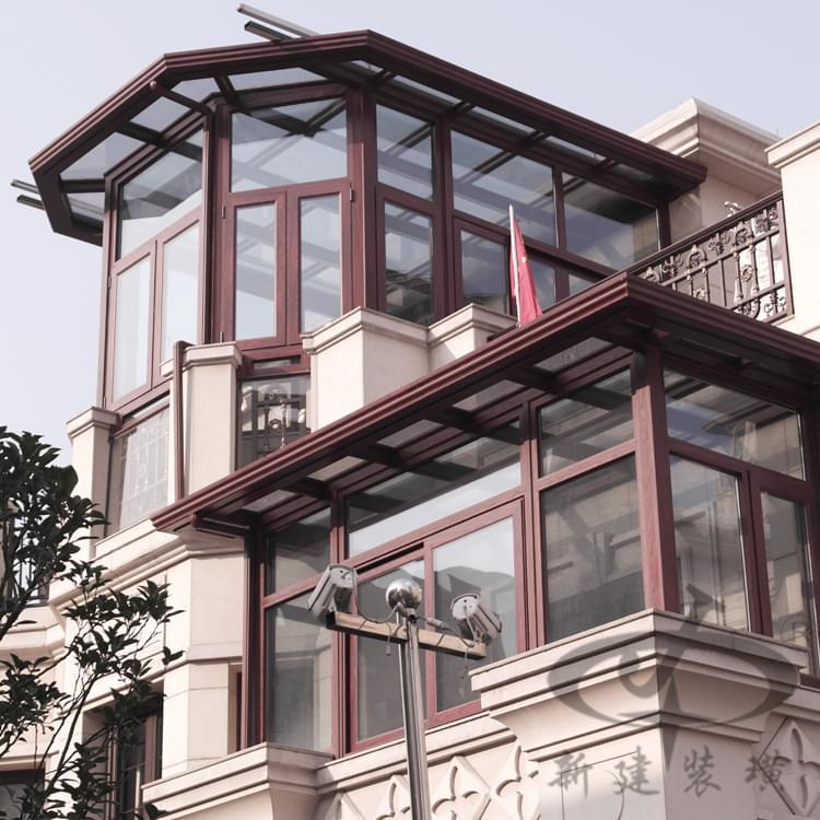 玻璃全包阳光房