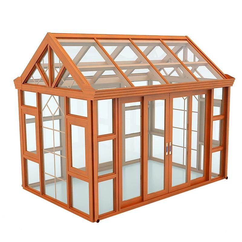 隔热门窗封阳台玻璃房