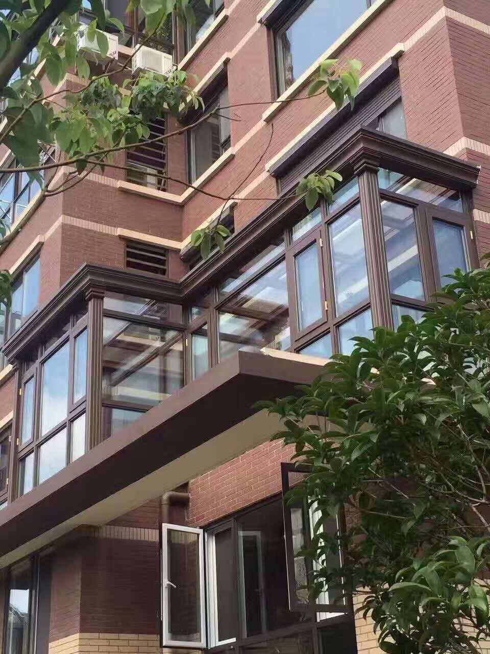 铝合金耐力板阳光房