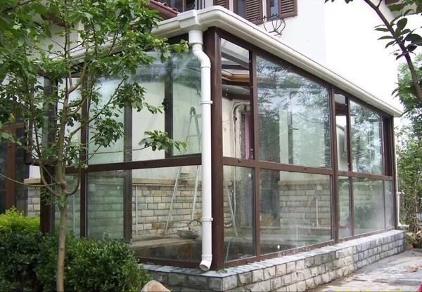 铝合金玻璃房