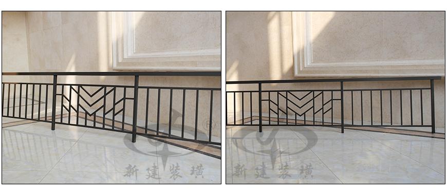 方管楼梯扶手的设计图